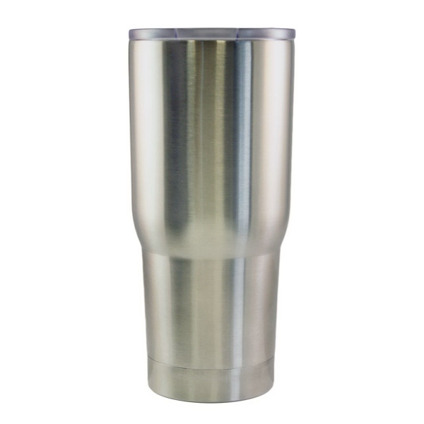 22 Oz. Nepal Stainless Steel Tumbler