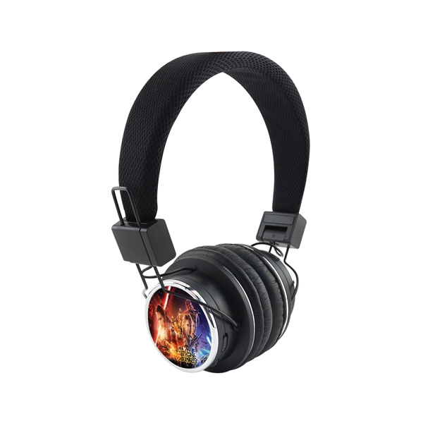 Blueband Three High Definition Bluetooth Headphones