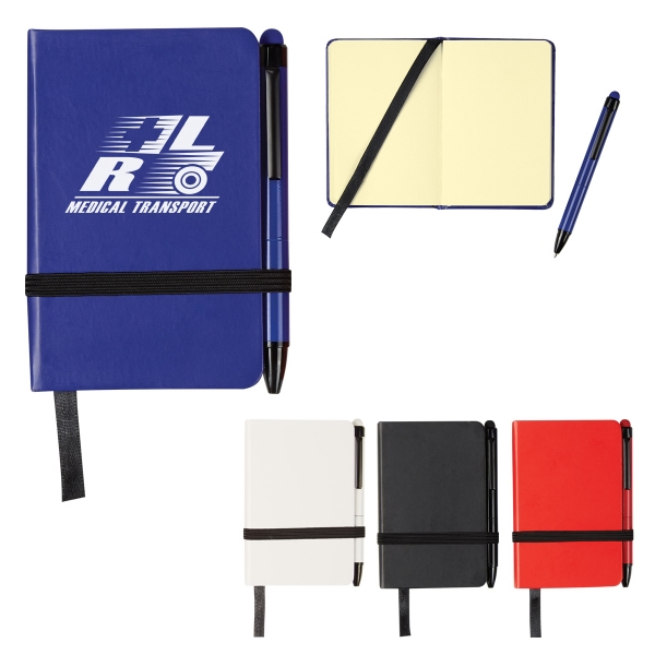 Mini Jotter & Stylus Pen