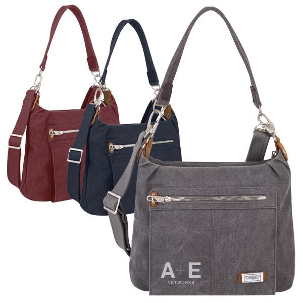 Travelon(TM) Anti-Theft Heritage Hobo Bag