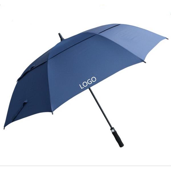 Double Canopy Windproof Waterproof Umbrella