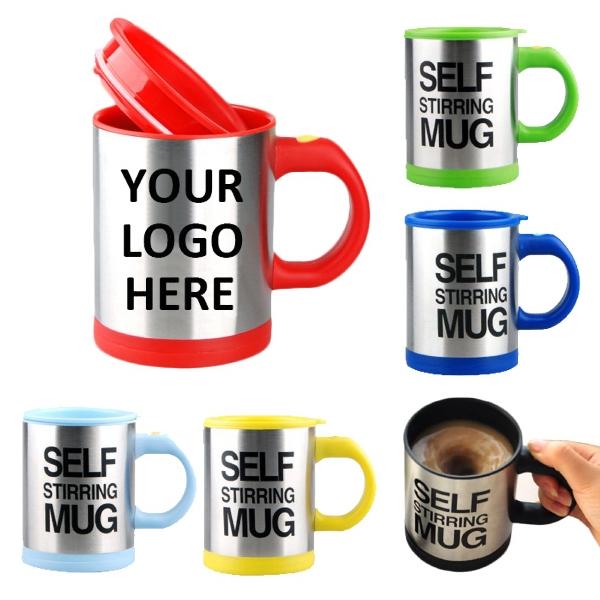 Self Stirring Mug Auto Mixing