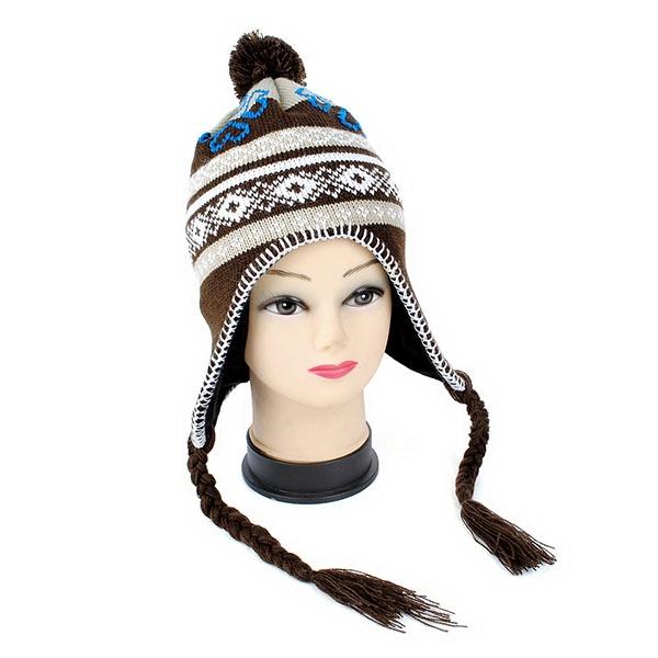 Custom Acrylic Beanie Hat