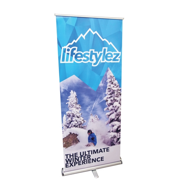 Eco-Plus Retractable Banner Stands - 33