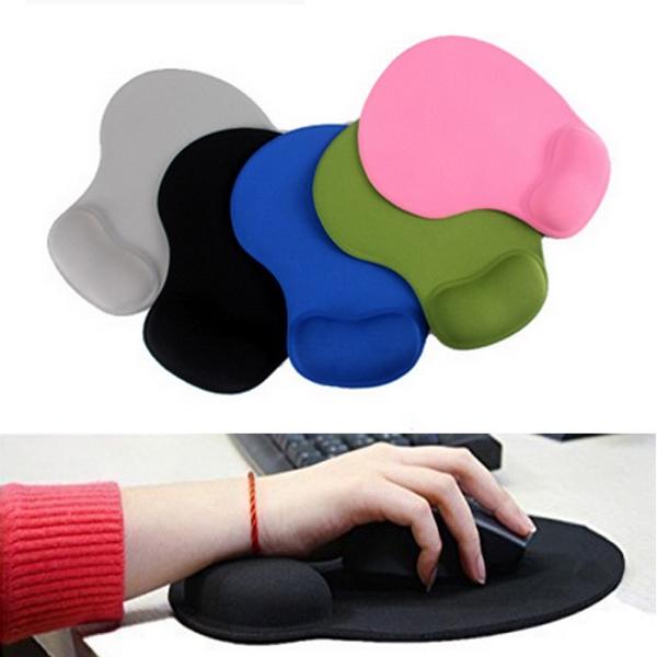 Gel Wrist Rest Mouse Pad