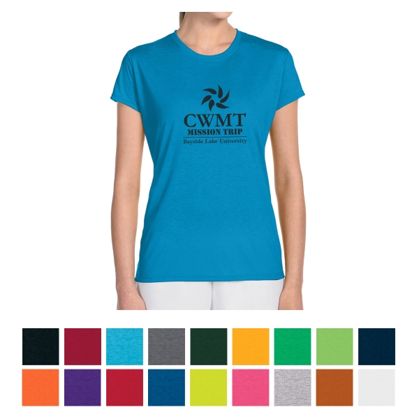 Gildan Ladies' Performance T-Shirt