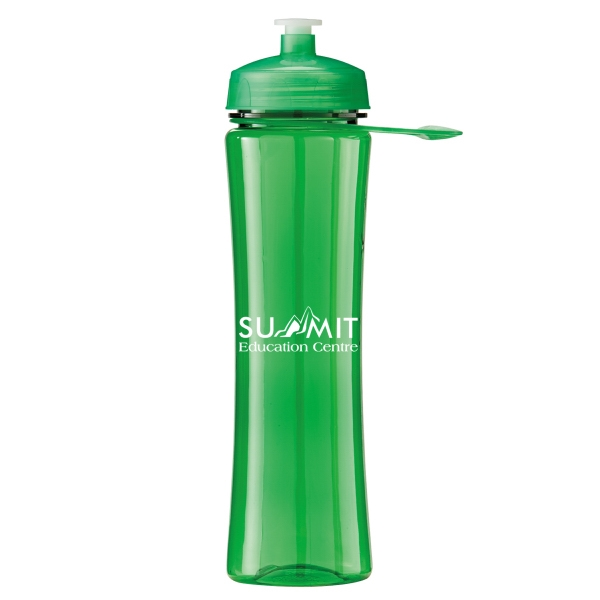 24 oz Polysure (TM) Exertion Bottle w/Grip