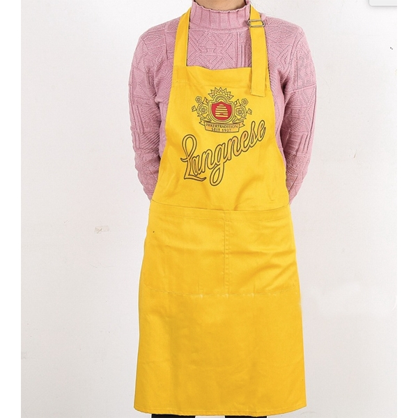 Apron With Pockets 60''x70''
