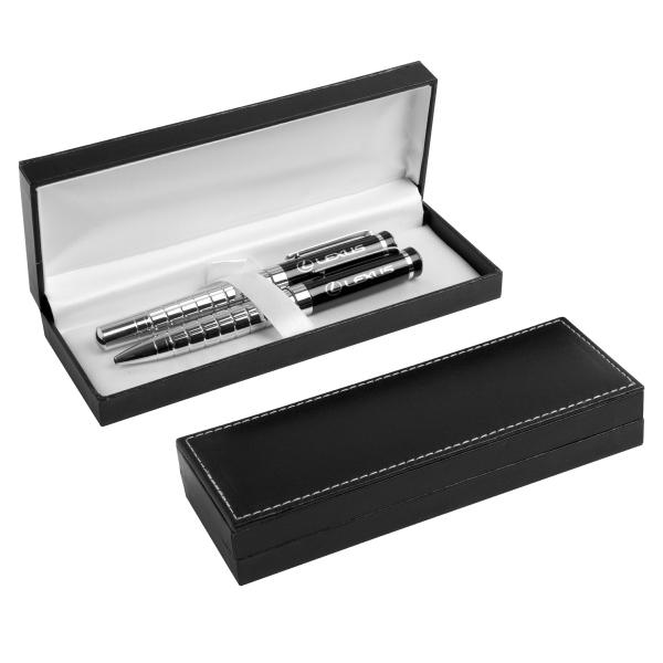 Pen Box with Elegant Stitching