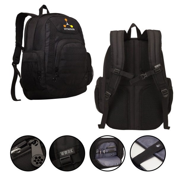 Work-Pro Backpack