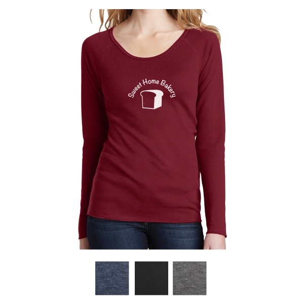 District Juniors' Long Sleeve Thermal