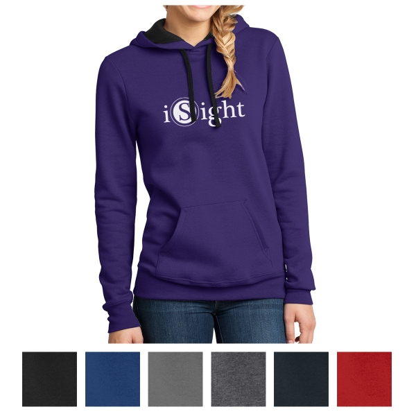 District Juniors' The Concert Fleece Hoodie