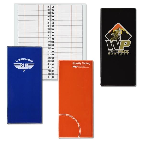 Wire-O Tally Book