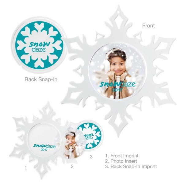 Snap-in Snowflake