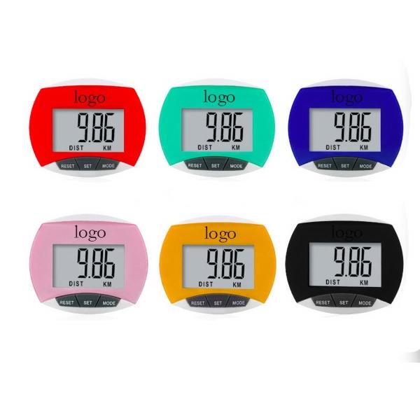 Multifunctional Walking Running Pedometer Mini LCD Pedometer