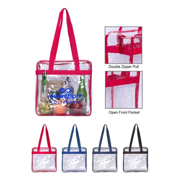 Clear Stadium/Tournament Bag