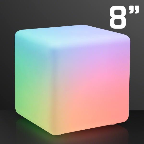 "8"" Deco Light Cube"