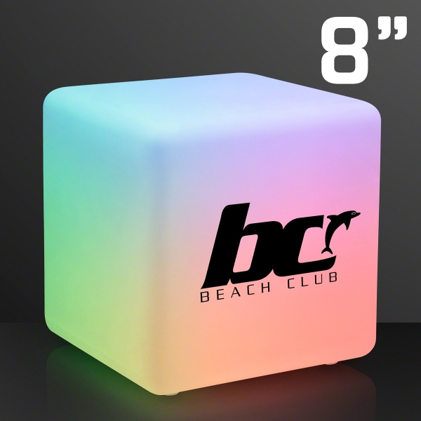 "8"" Deco Light Cube"