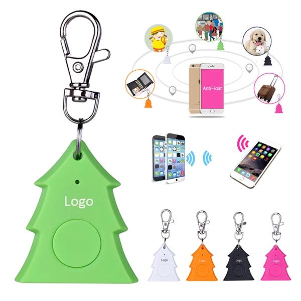 Christmas Tree Smart Wireless Tracker/Finder Device Keychain