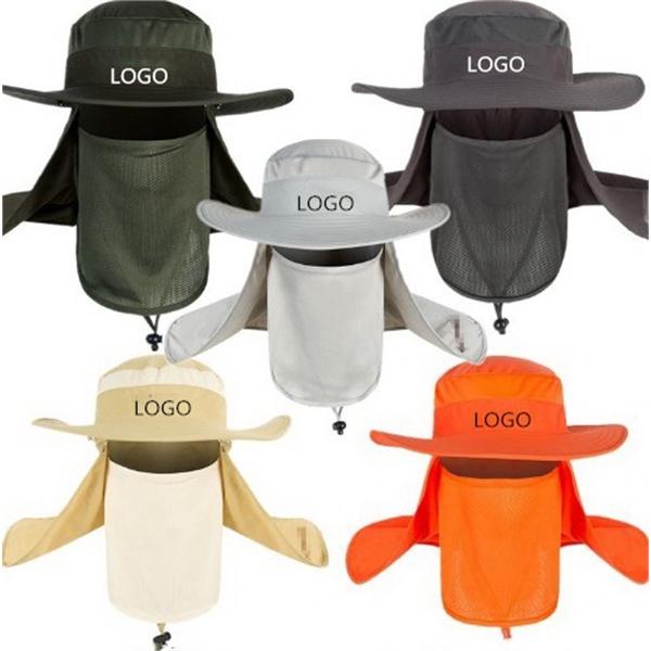 Detachable Fishing Hat
