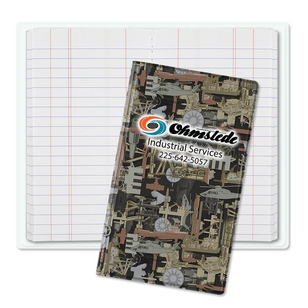 Oilfield Camo™ Tally Book Junior