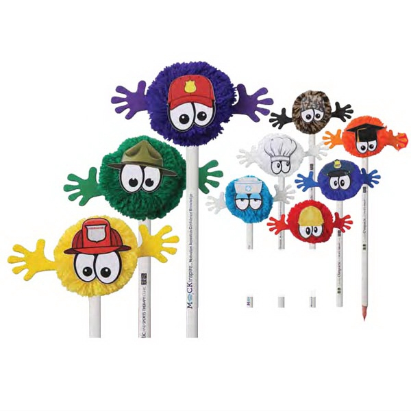 Nurse Mophead Pencil Weepul