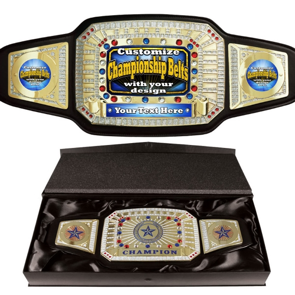 Express Custom Award Belt