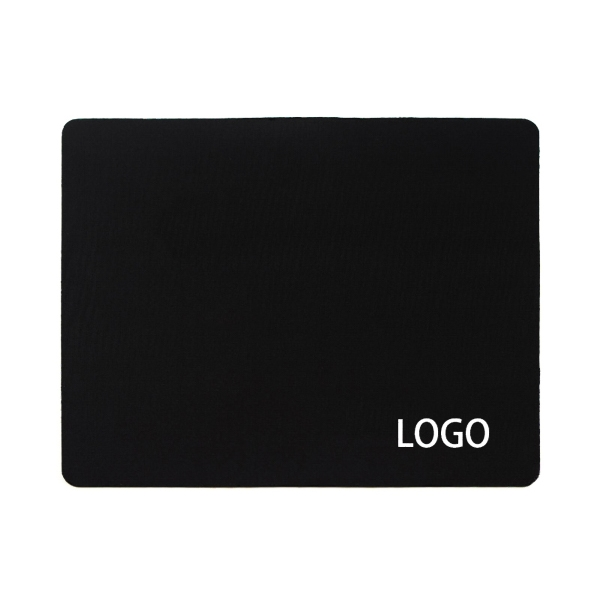 Rubber Cloth Non-slip Mousepad
