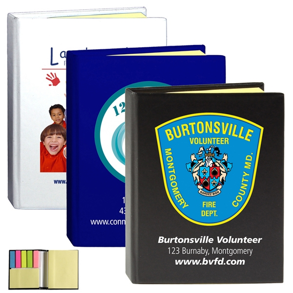 Eastvale PI Full Size Sticky Notes and Flag book