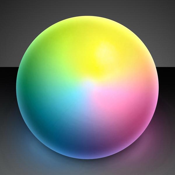 Mood Light Garden Deco Balls (Light Up Orbs)