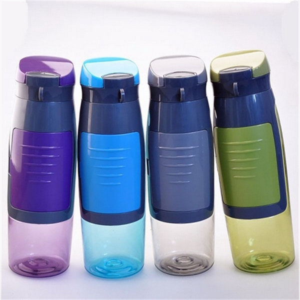 Water Bottles with Storage