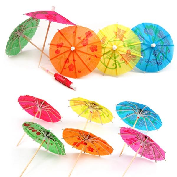 Paper Cocktail Umbrella
