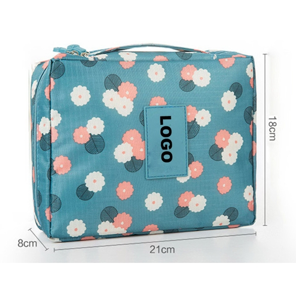 Oxford Multi-function Cosmetic Bag