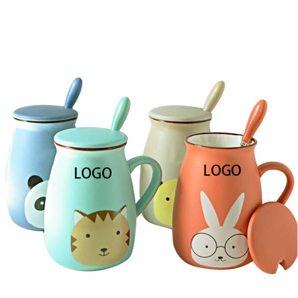 Cute Ceramic Cup