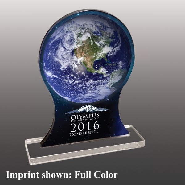 Stock Shaped Acrylic Awards