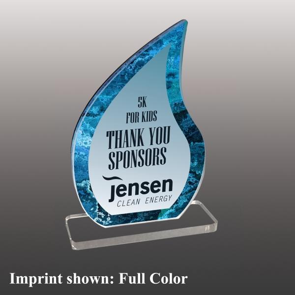 Acrylic Flame Awards