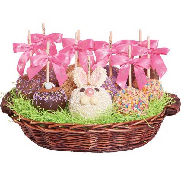 Petite Apple Easter Gift Basket