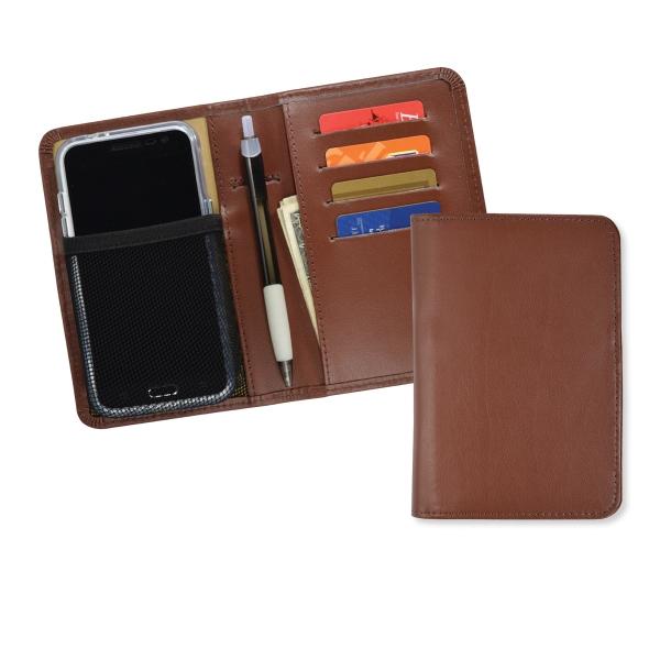Vintage Leather Tech Case