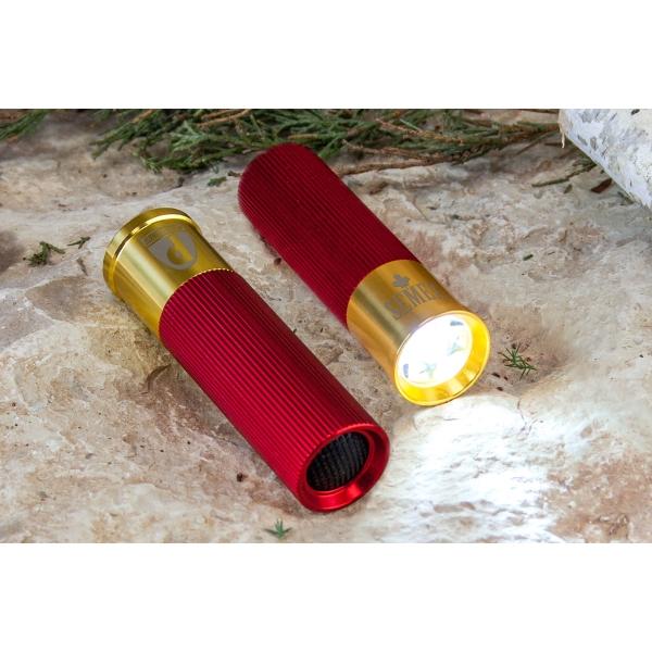 Shotgun Shell Preemo LED Barrel Flashlight