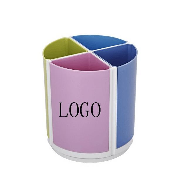 Plastic Pen Container