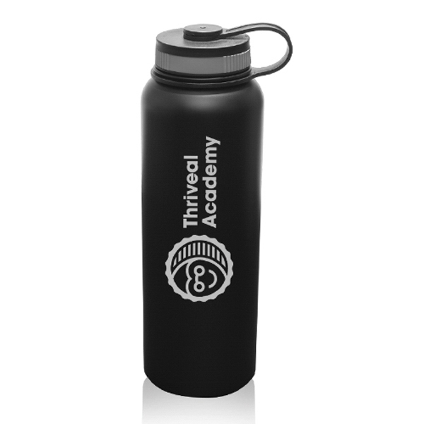 41 oz. Abilene Stainless Steel Vacuum Water Bottles