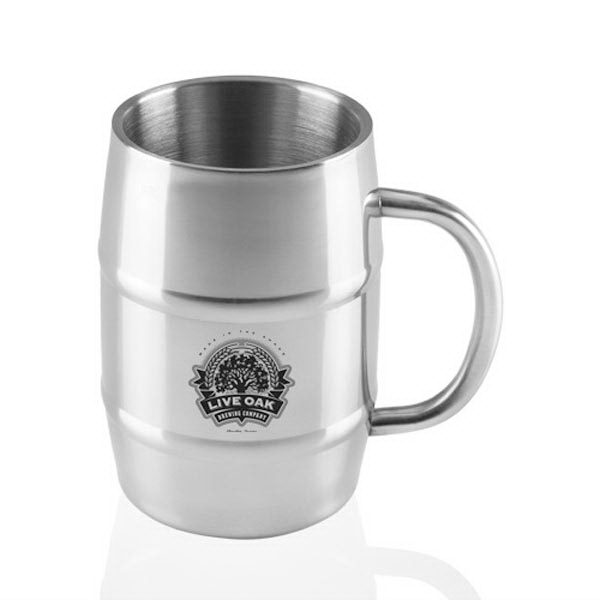 17 oz. Large Barrel Moscow Mule Mug