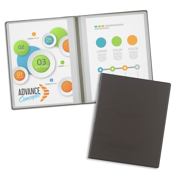 6 Pocket Deluxe Presentation Folder