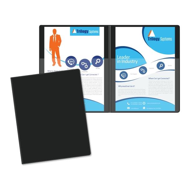 2-Pocket Presentation Folder