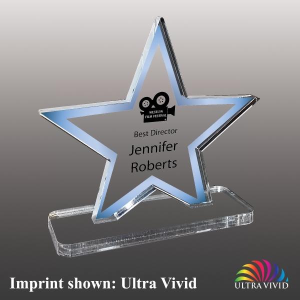 Acrylic Star Awards