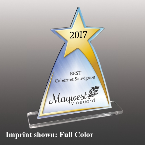 Acrylic Star Awards
