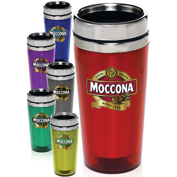 16 oz. Double Insulated Travel Tumblers