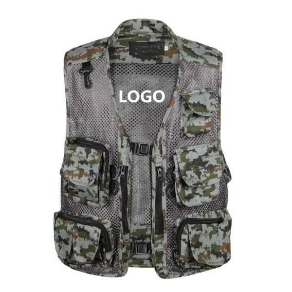 Photography Fishing Vest