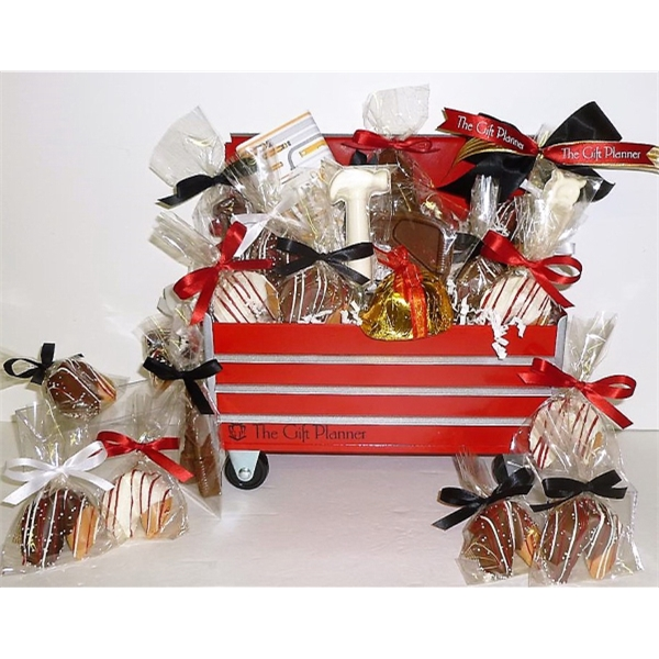 Handy Dandy Do Tell Cart Cookies And Candy Deluxe