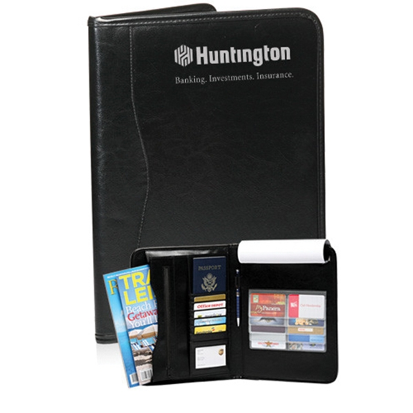 The Organizer Leatherette Padfolio